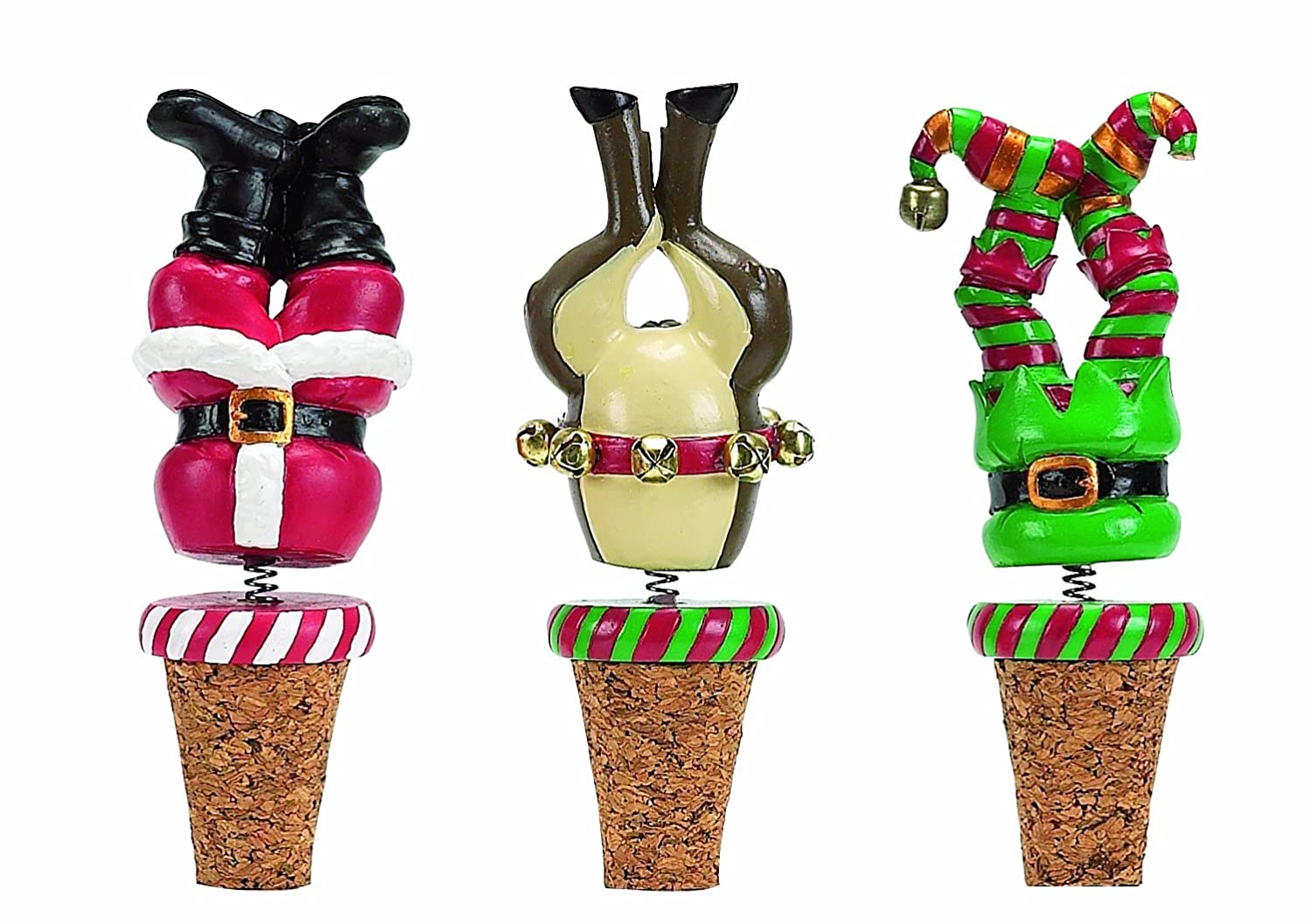 The best wine gifts christmas bottle stoppers