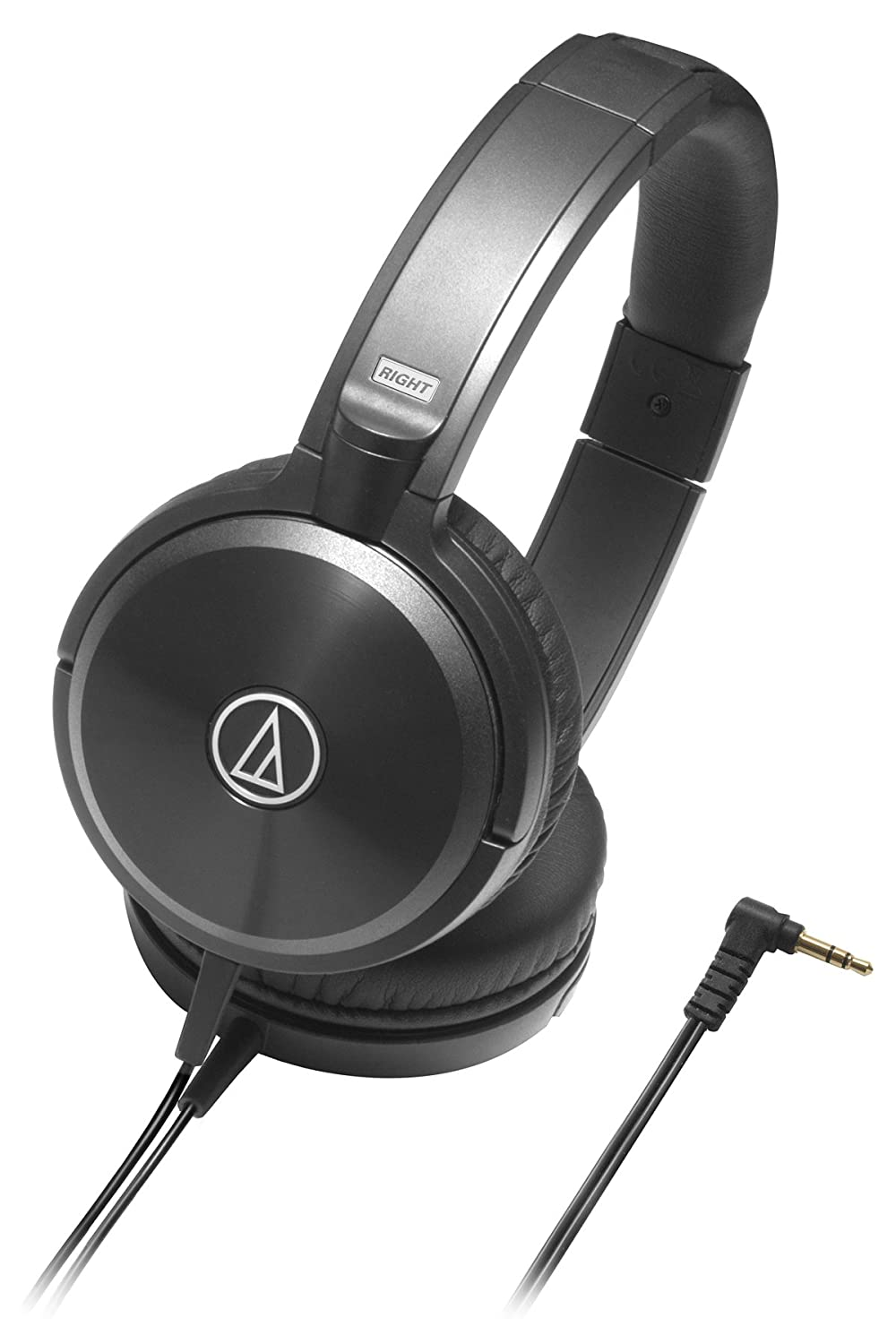 Solid Bass ATH-WS77  Over-Ear Headphones by Audio-Technica -Best Gadgets Outlet