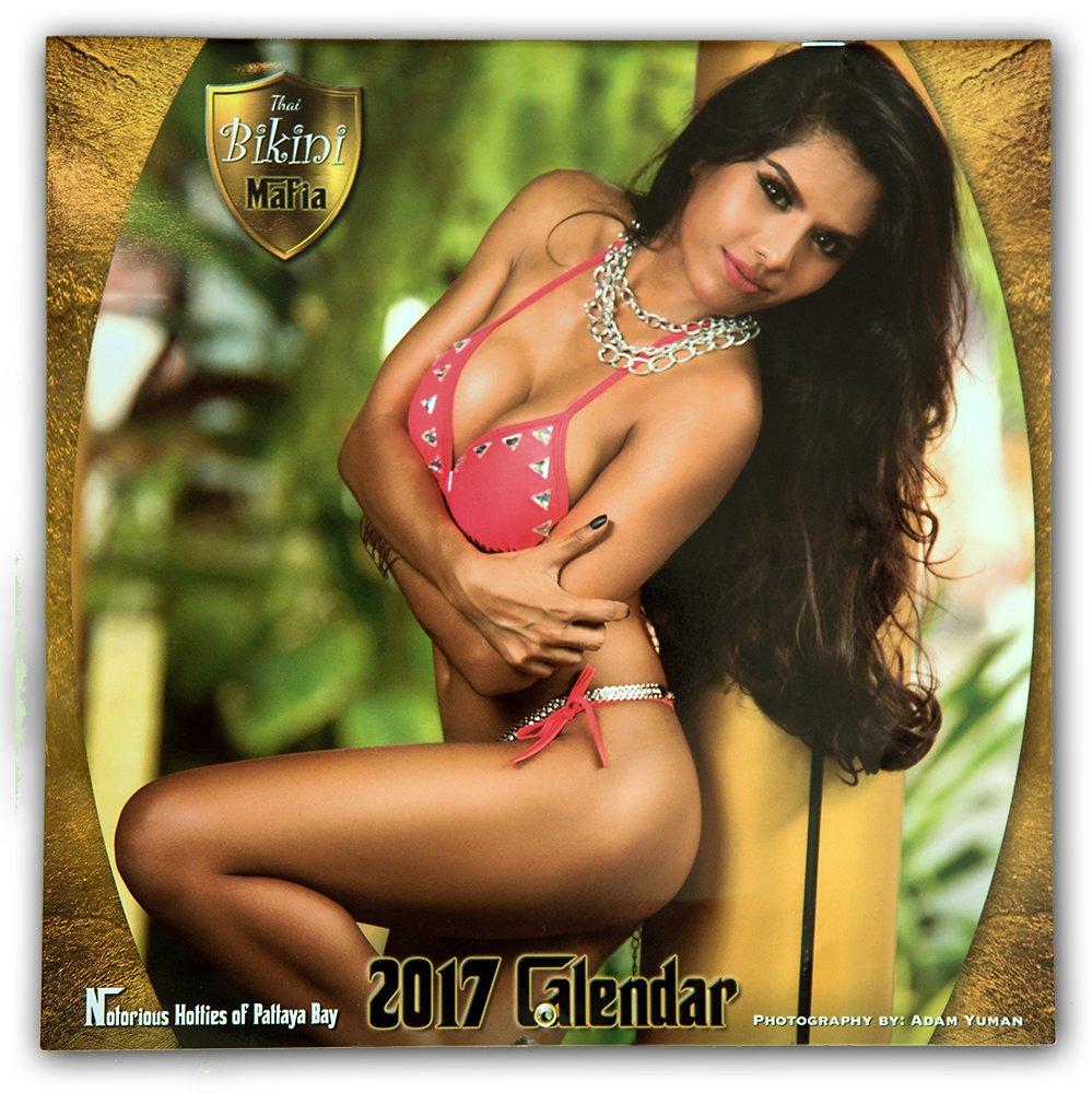 2017 Thai Bikini Mafia Wall Calendar Everafterguide Com