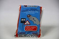 roadbag® - Das mobile Einweg-WC für Männer 40er Set