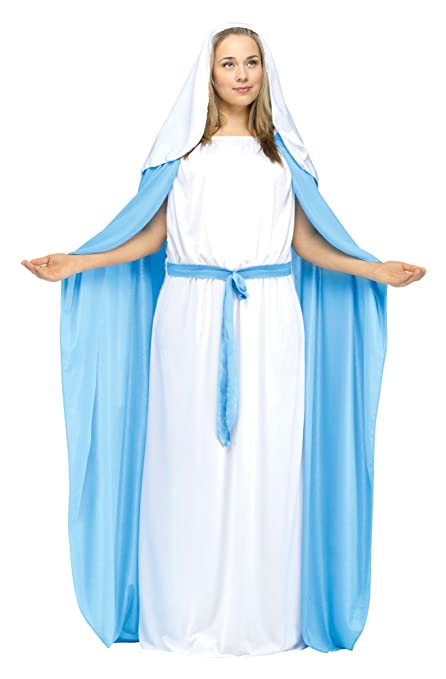 Fun World Costumes Women's Adult Mary Costume