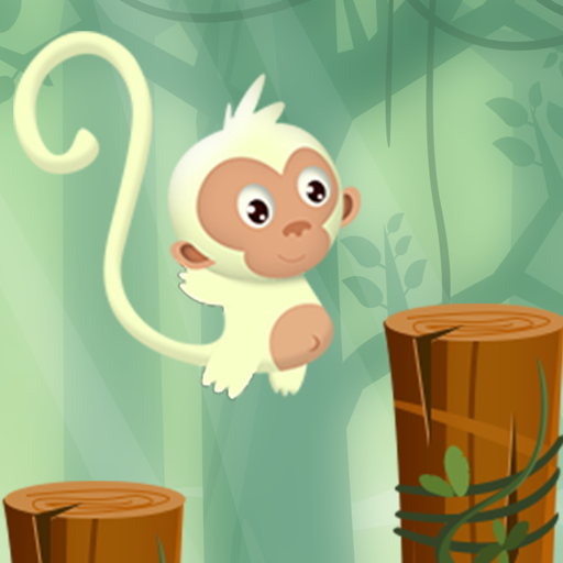 Monkey Climbing front-137514