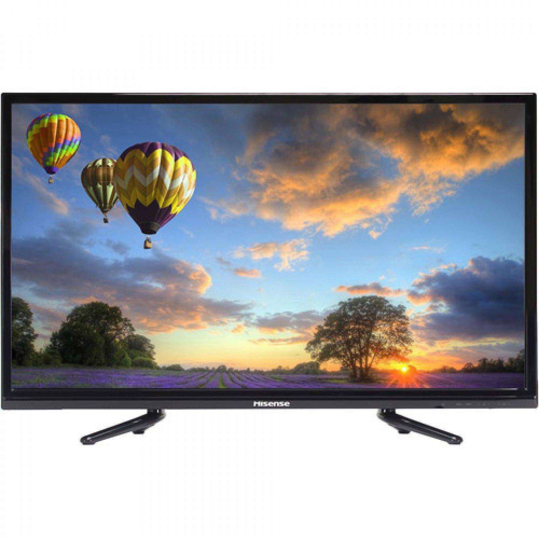 Hisense 32H3E 32-Inch 720p 60Hz LED TV (Refurbished) tcl 32s3800 32 inch 720p 60hz smart led tv roku tv