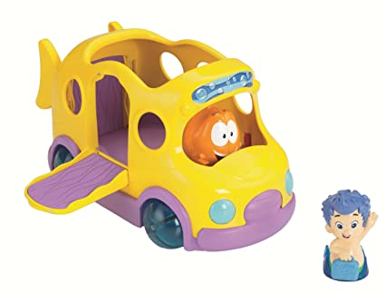 Fisher-Price Nickelodeon's Bubble Guppies Bubble Bus