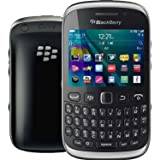 UNLOCKED RIM Blackberry 9320 Curve GSM Quad-Band Smartphone with 3.2 MP Camera, Wi-Fi, GPS, FM Radio, NEW, BULK PACKAGED, 2G GSM 850/900/1800/1900MHZ, 3G UMTS 2100/1900/850/800MHZ