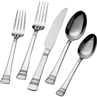International Silver Stainless Steel 51-Pc. Kensington Collection