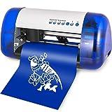 Vinyl Cutter Machine A4 Mini Plotter Cutter Desktop Sign Vinyl Cutter Plotter for Sign Stickers (Tamaño: A4 Desktop)
