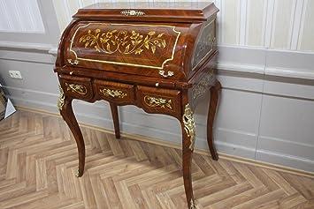Stile Antico Mobile Segretario barocco Louis XV mksk0130