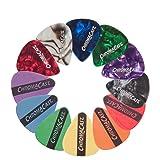 Juego de 12 uñas para  Guitarra   ChromaCast CC-SAMPLE-12PK