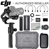 DJI Ronin-S Handheld 3-Axis Gimbal Stabilizer with All-in-one Control for DSLR and Mirrorless Cameras Starters Bundle - CP.ZM.00000103.02 (Tamaño: Must-Have)