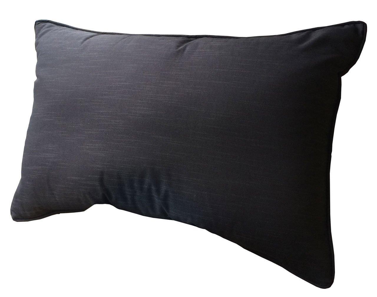 Kissenbezug 85x50cm Schwarz günstig bestellen