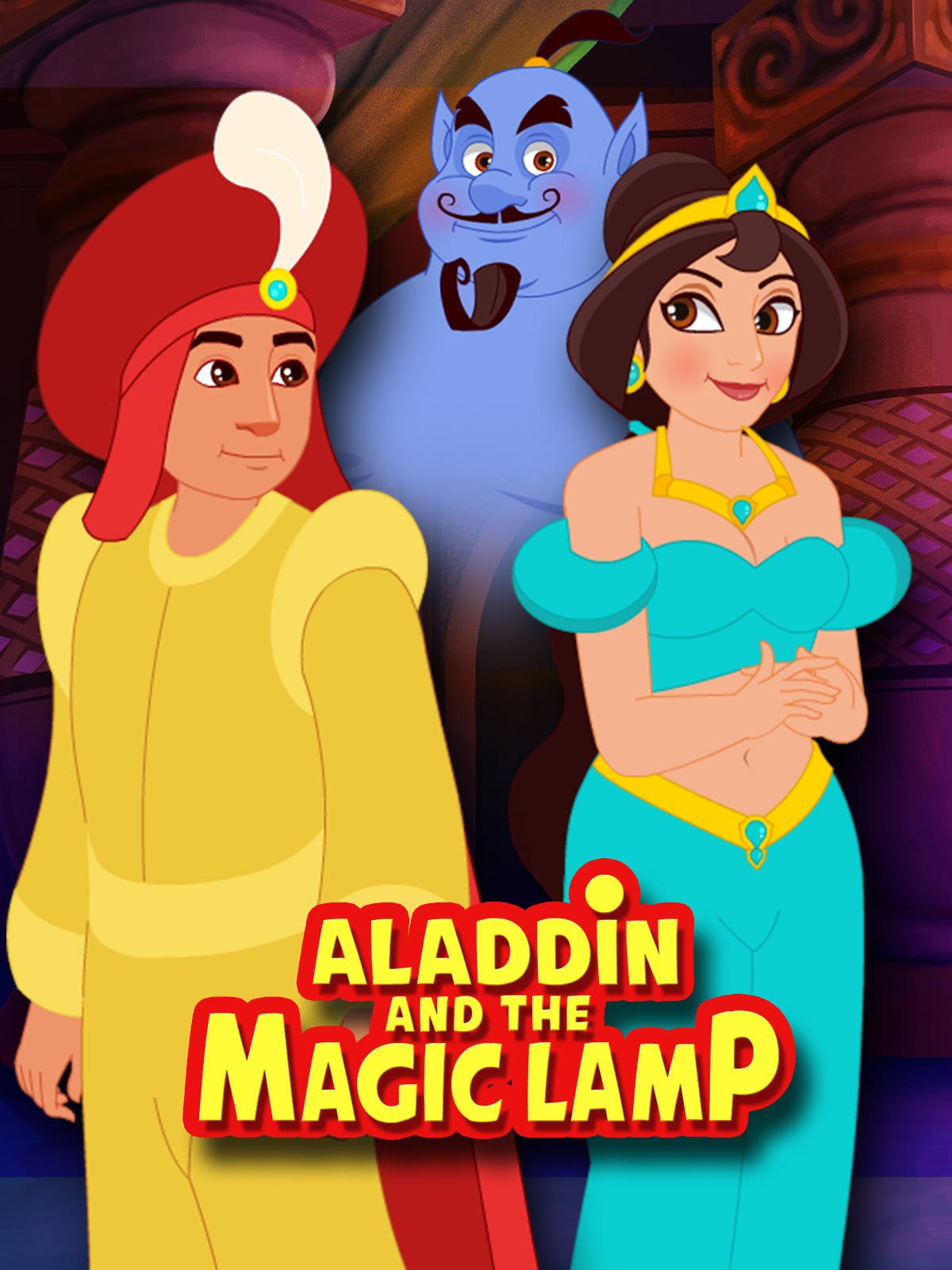 Aladdin and the Magic Lamp on Amazon Prime Instant Video UK