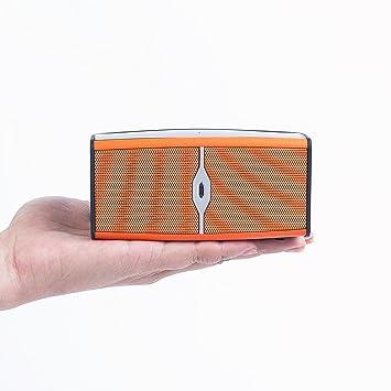 Alpatronix AX400 Ultra Portable Wireless Mini Bluetooth Speaker