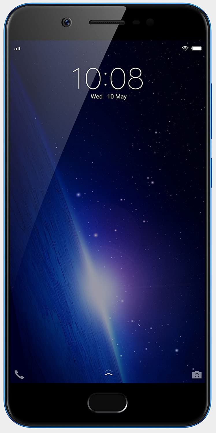 Vivo V5s (Energetic Blue) with offer- 5% OFF