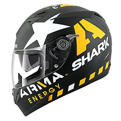 Shark - Casque - S700 S REDDING MAT - Taille : XL - Couleur : KWY