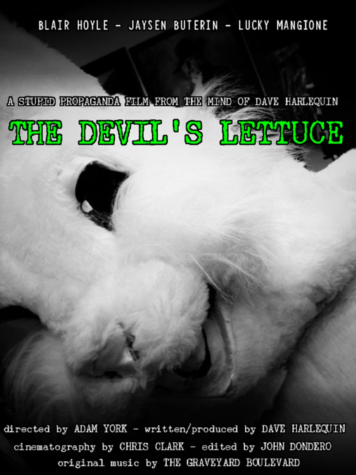 The Devil's Lettuce on Amazon Prime Video UK