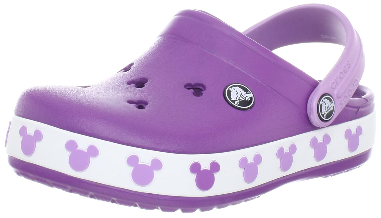 crocs Kids' Crocband Mickey II Clog сабо crocs crocband ii 5 clog kids
