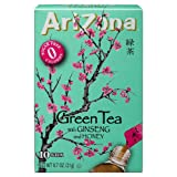 Arizona Tea Mix Sf Stix Grn Iced