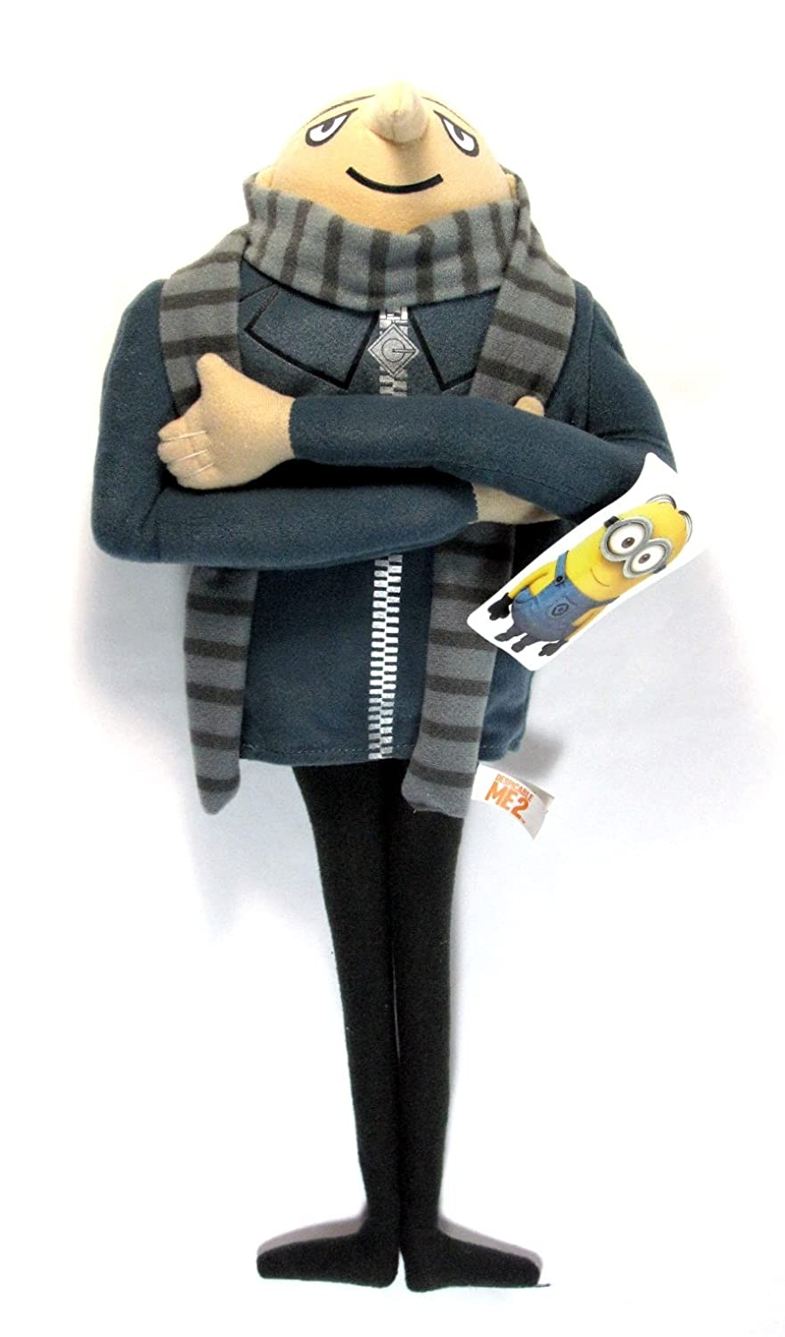 GRU Plush Doll