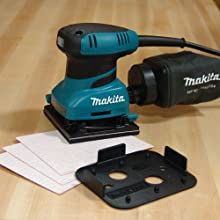 Makita BO4556 2 Amp Finishing Sander