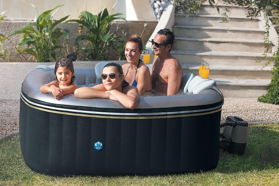 whirlpool aufblasbar kaufen worauf ist zu achten. Black Bedroom Furniture Sets. Home Design Ideas