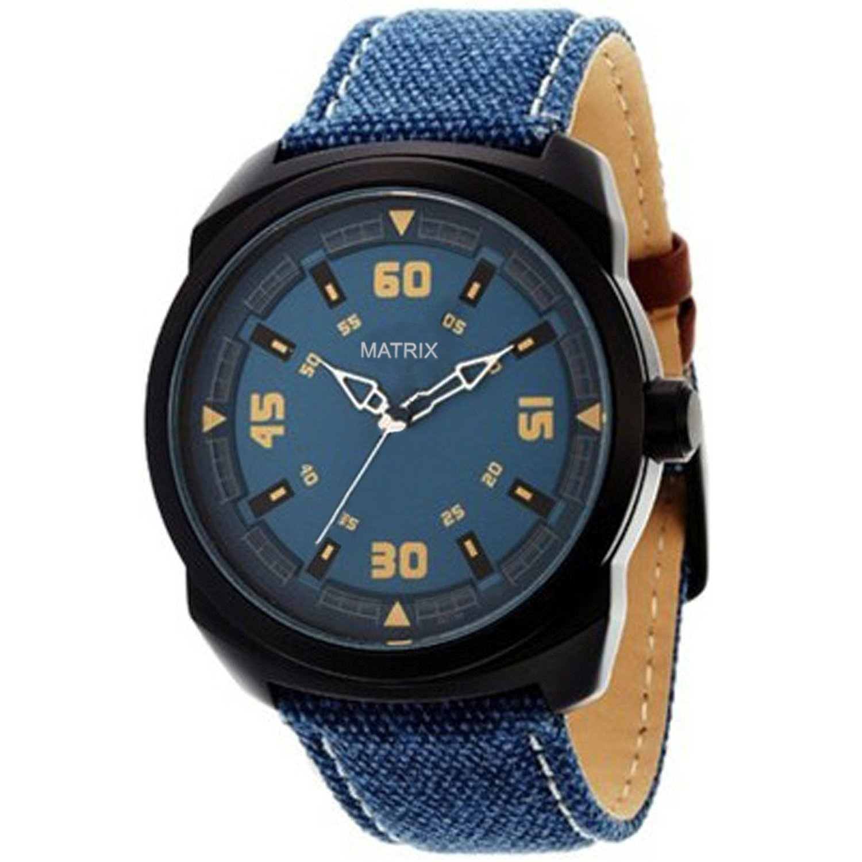 Buy Matrix Explorer Analog Blue Dial Men's Watch-WCH-150 Online at ...