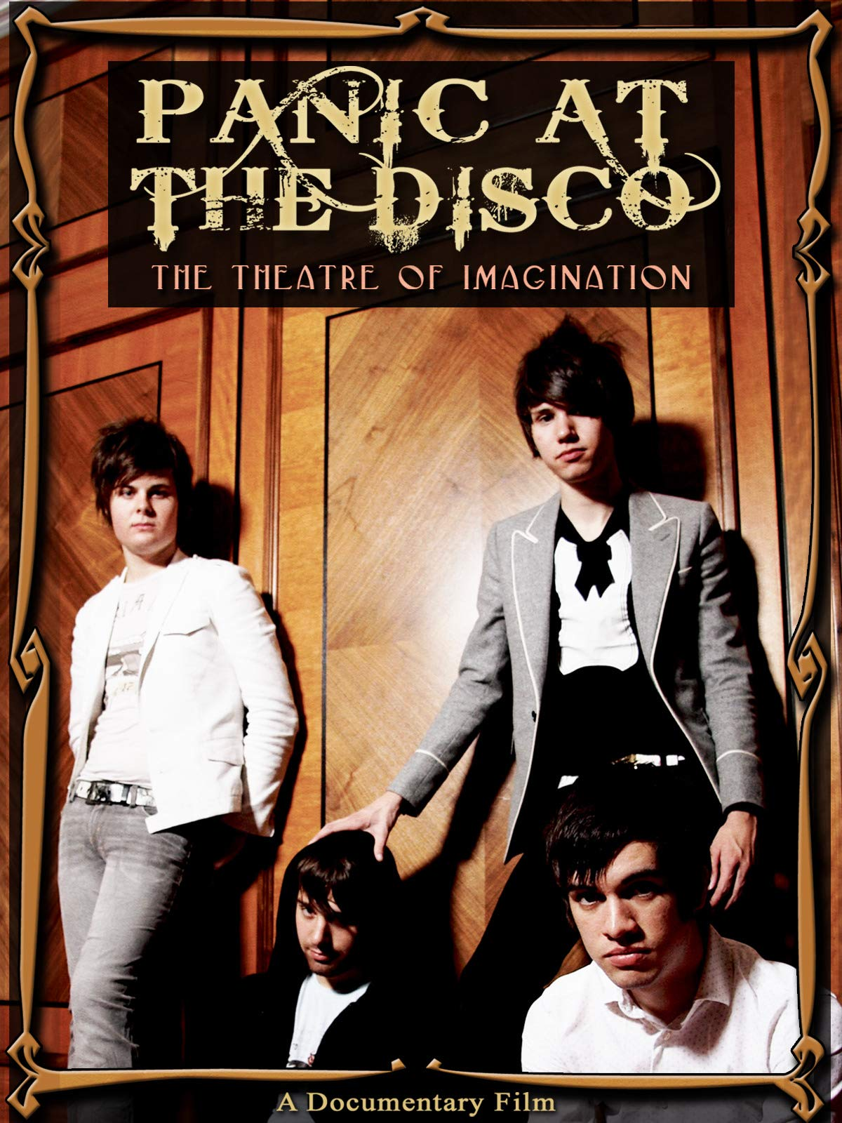 Panic At The Disco - Theatre Of Imagination Unauthorized on Amazon Prime Instant Video UK