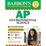 Barron's AP Environmental Science with Online Tests