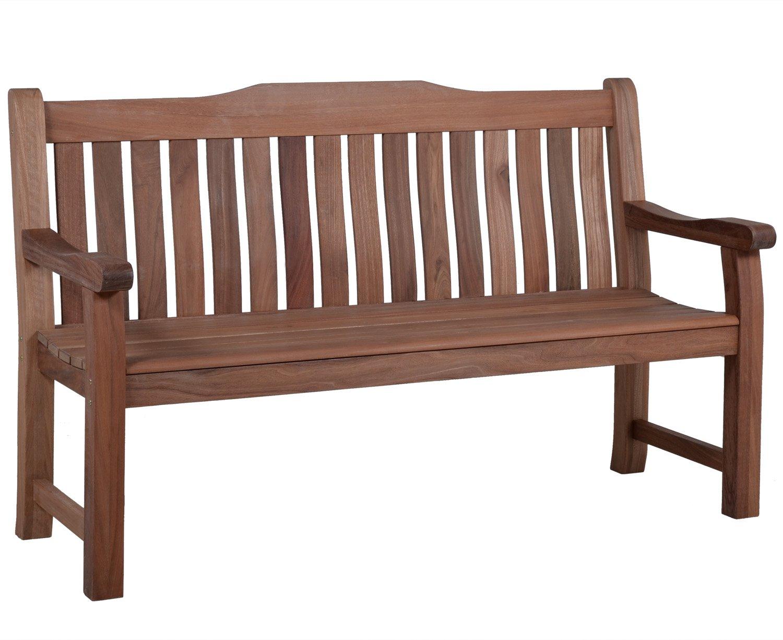 l nse gartenm bel holz gartenbank coburg 3 sitzer 160 cm balauholz g nstig bestellen. Black Bedroom Furniture Sets. Home Design Ideas
