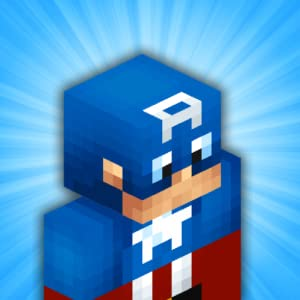 Amazon.com: Skins Pro Heroes for Minecraft: Appstore for Android