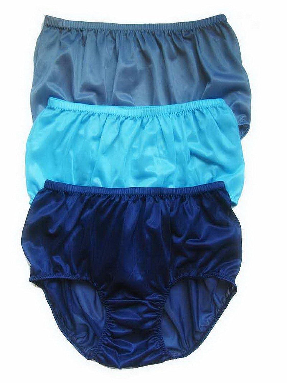 Höschen Unterwäsche Großhandel Los 3 pcs LPK12 Lots 3 pcs Wholesale Panties Nylon online bestellen