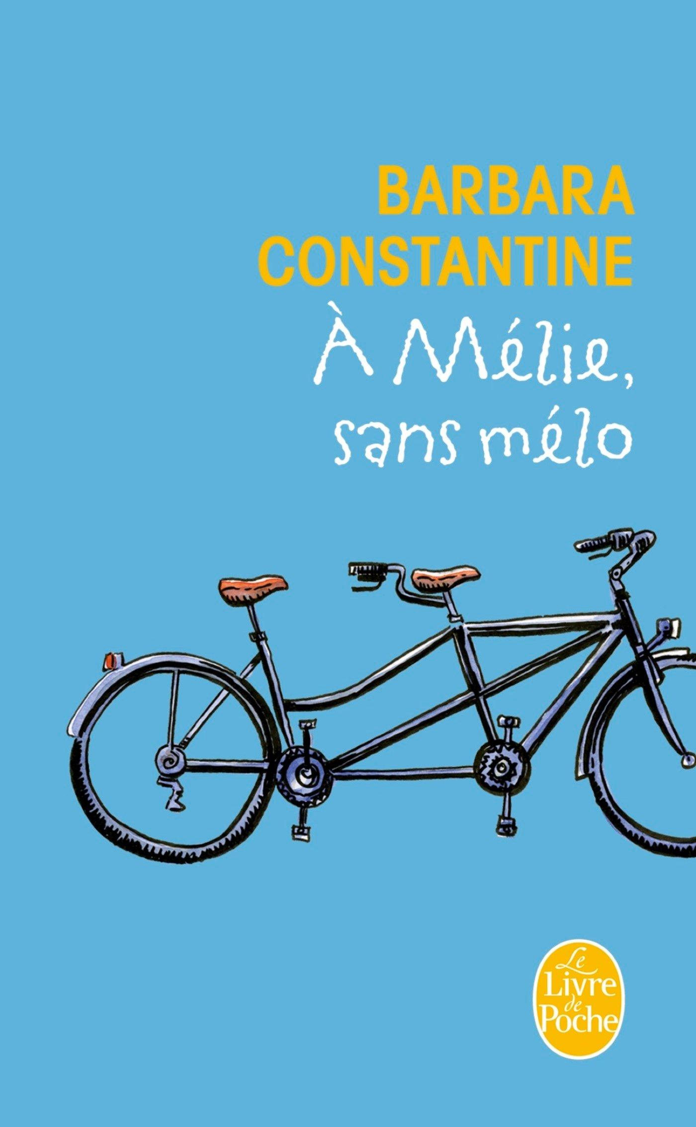 A Melie, sans melo - Barbara Constantine 71aZQoFFJfL