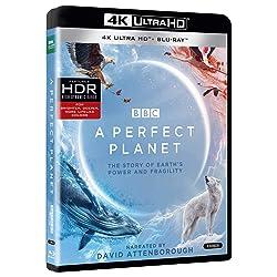 Perfect Planet [4K Ultra HD + Blu-ray]