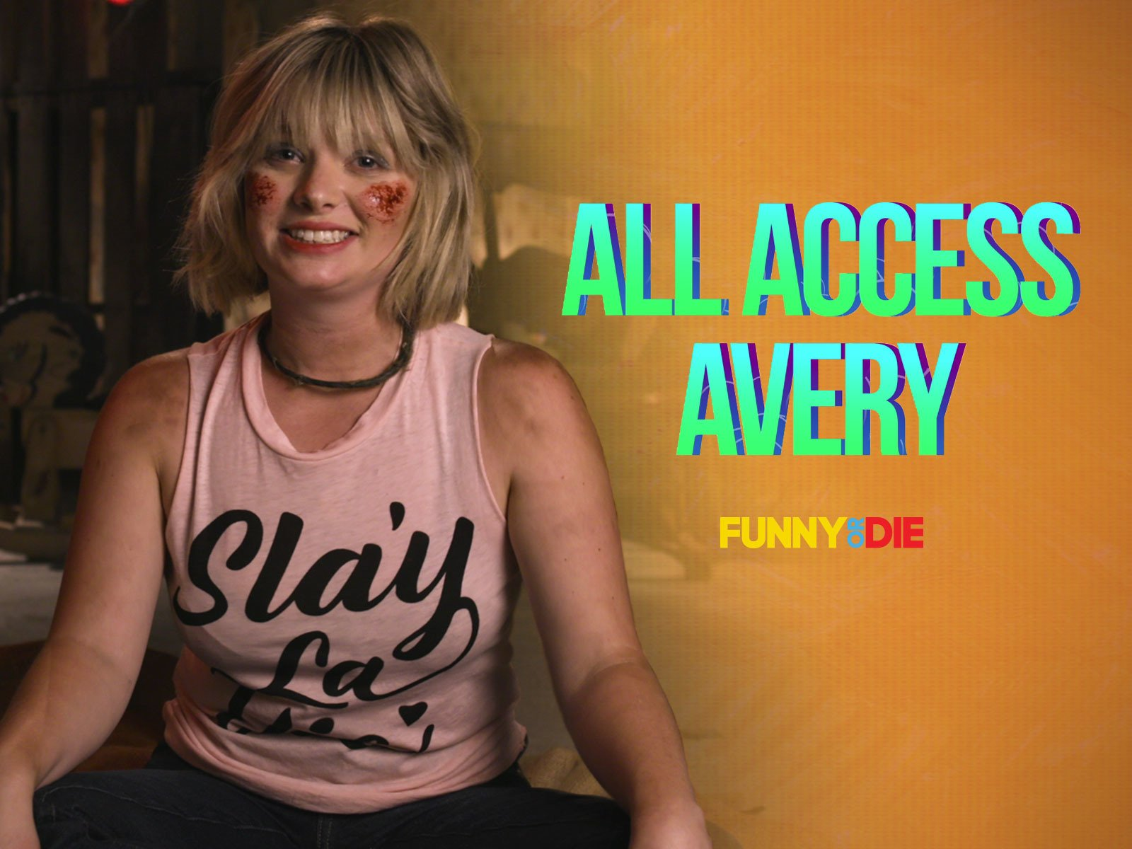 All Access Avery - Season 1
