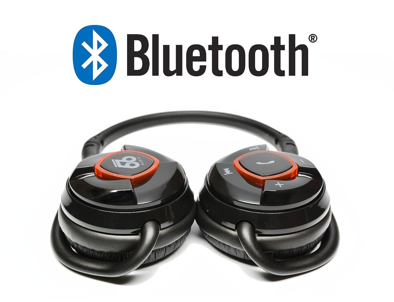 ... Bluetooth 4.1 Wireless DEPORTE Auriculares Estéreo Manos Libre Mic