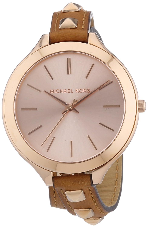 Michael Kors Damen-Armbanduhr Analog Quarz