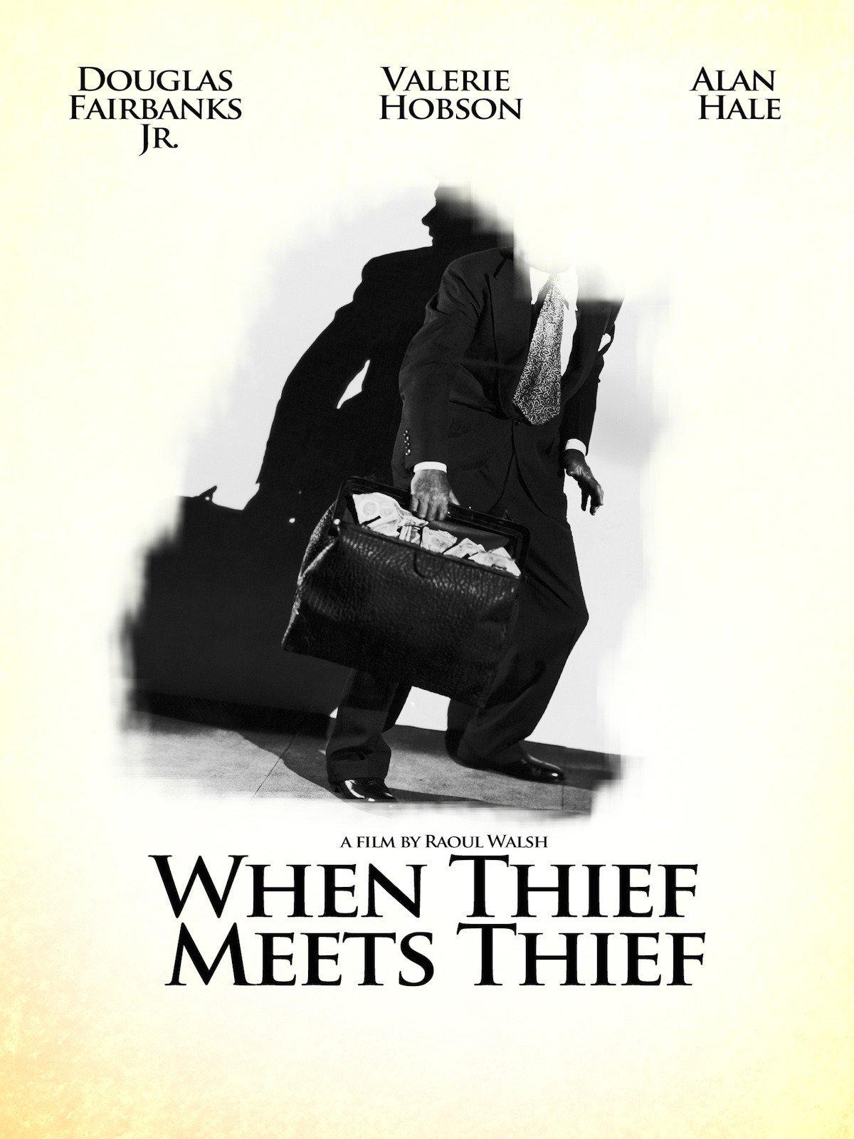 When Thief Meets Thief