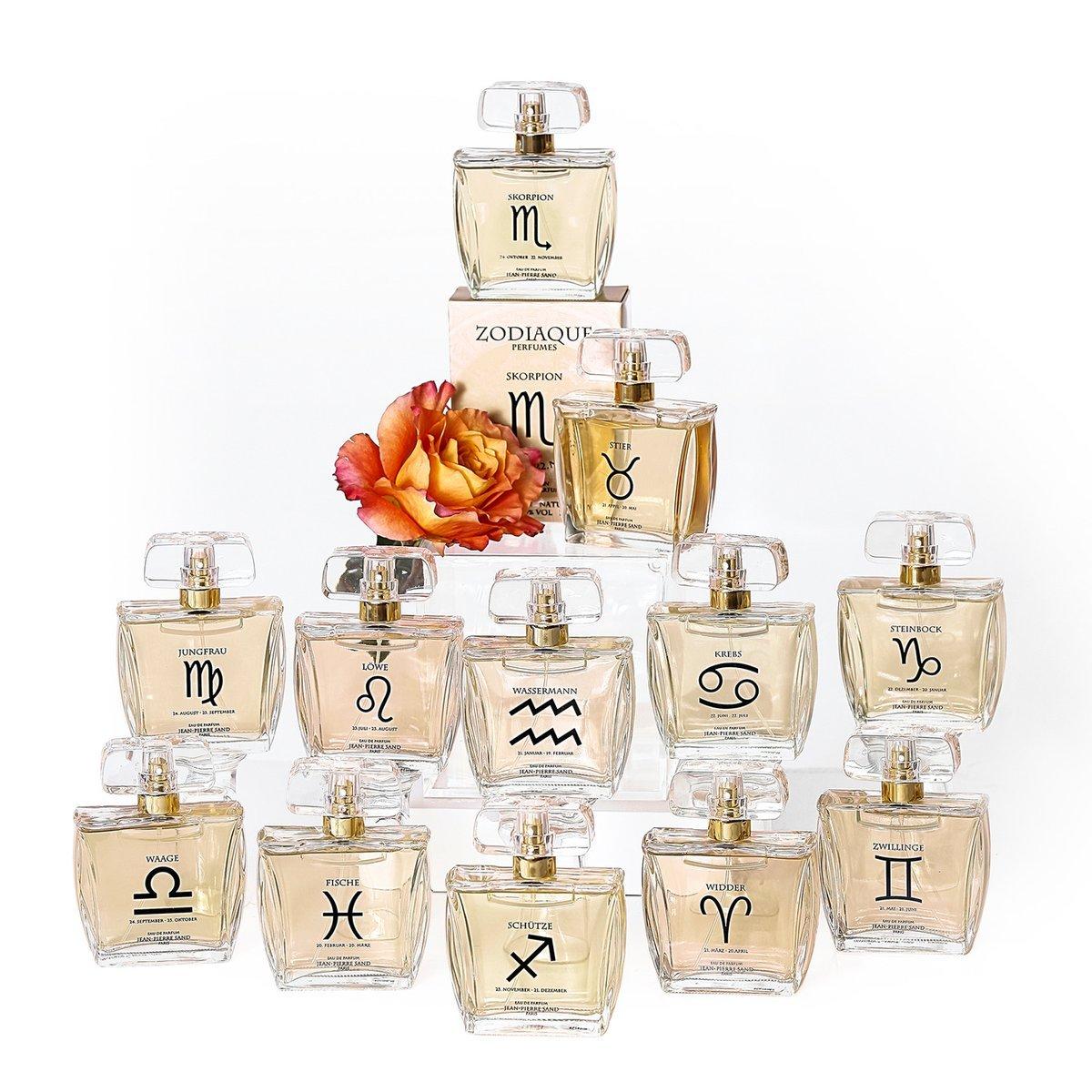 Sternzeichen-Parfüm, Jungfrau günstig bestellen