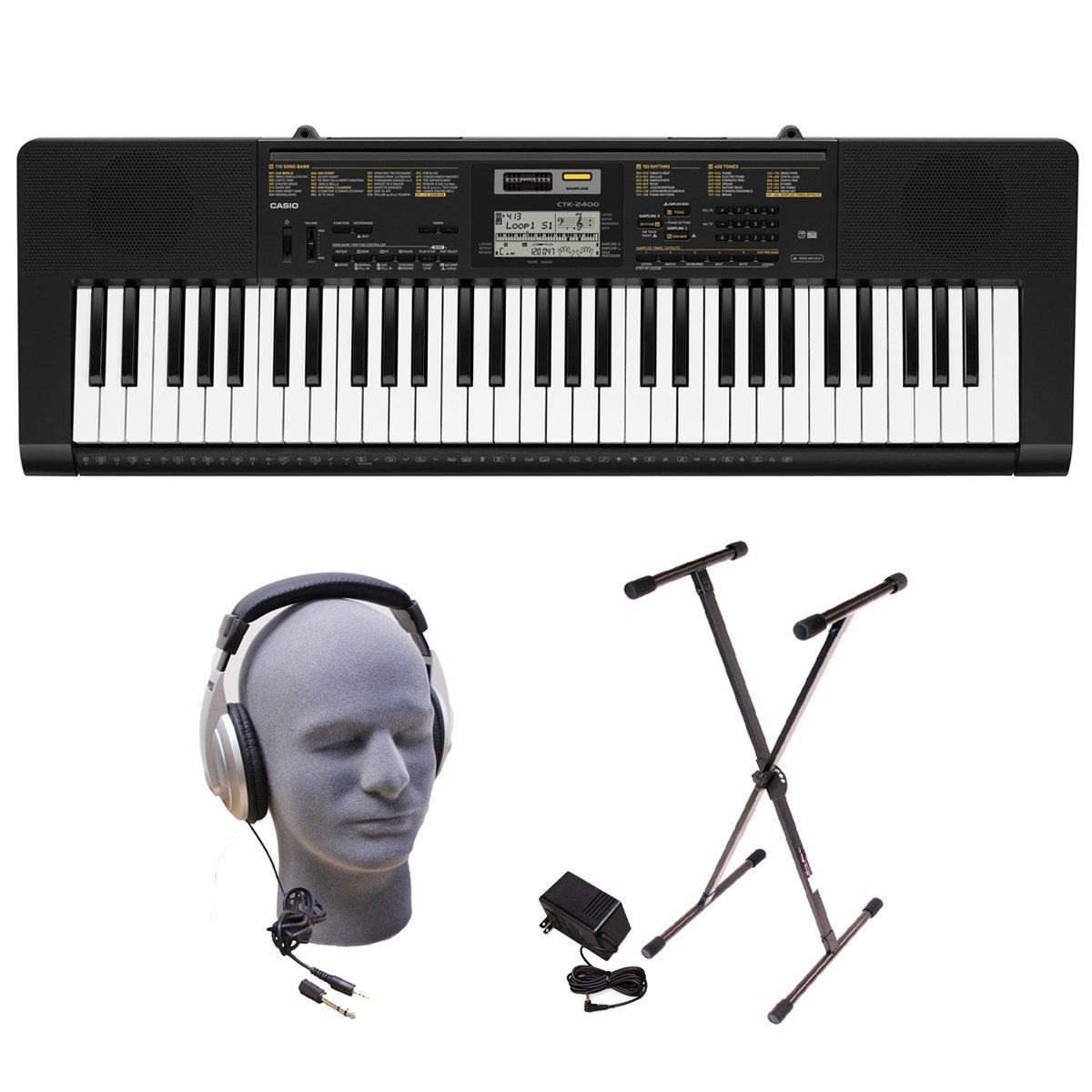 Casio Portable Keyboard piano