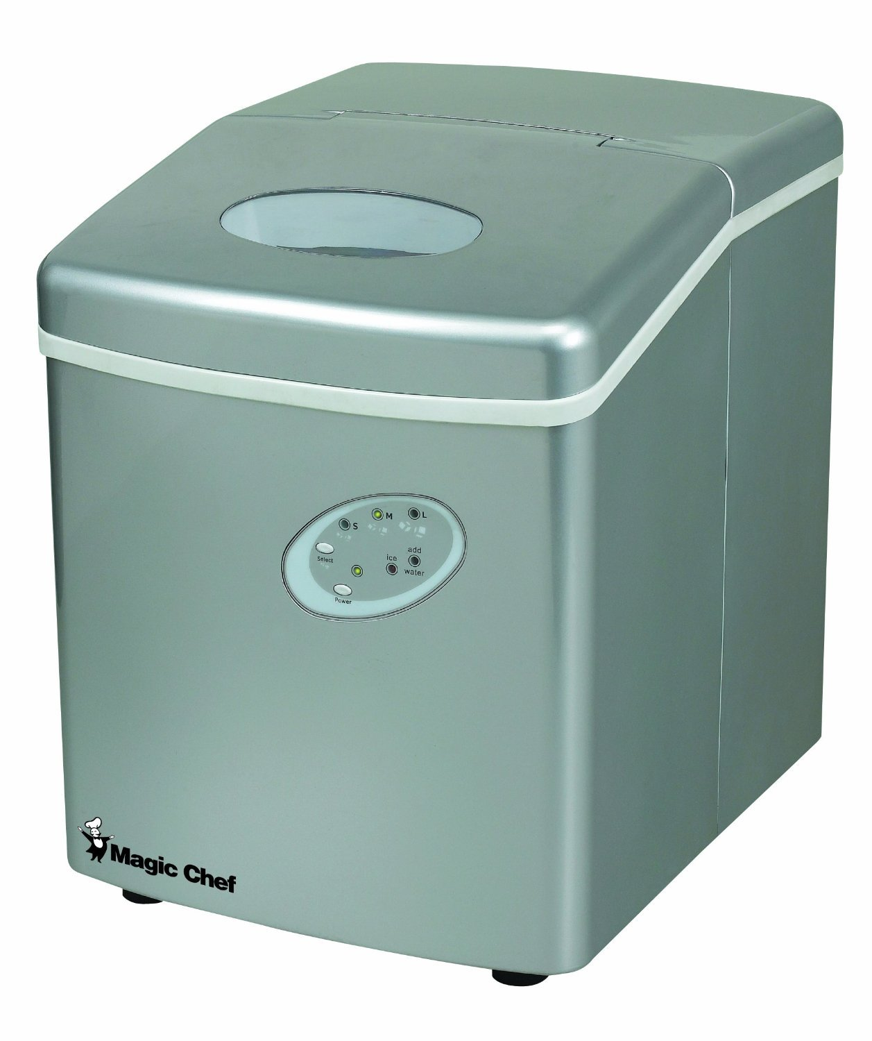 Ice Max Portable Countertop 40 Lb Ice Maker