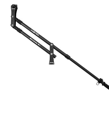 XSories Grue miniaturisée X-Crane Mini Support pour caméscope Noir