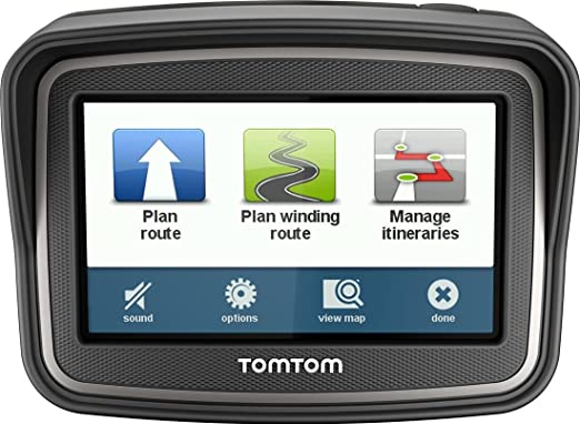TomTom 1GD0.002.02 GPS Bluetooth Noir
