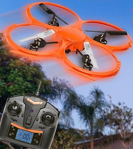 Drone 2,4GHz avec caméra intégrée 2mpixel HD
