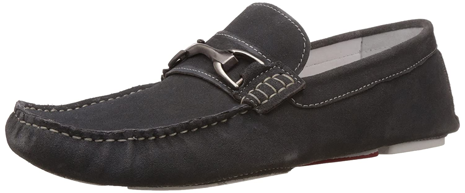Bata Mens Nolan Leather Loafers and Mocassins