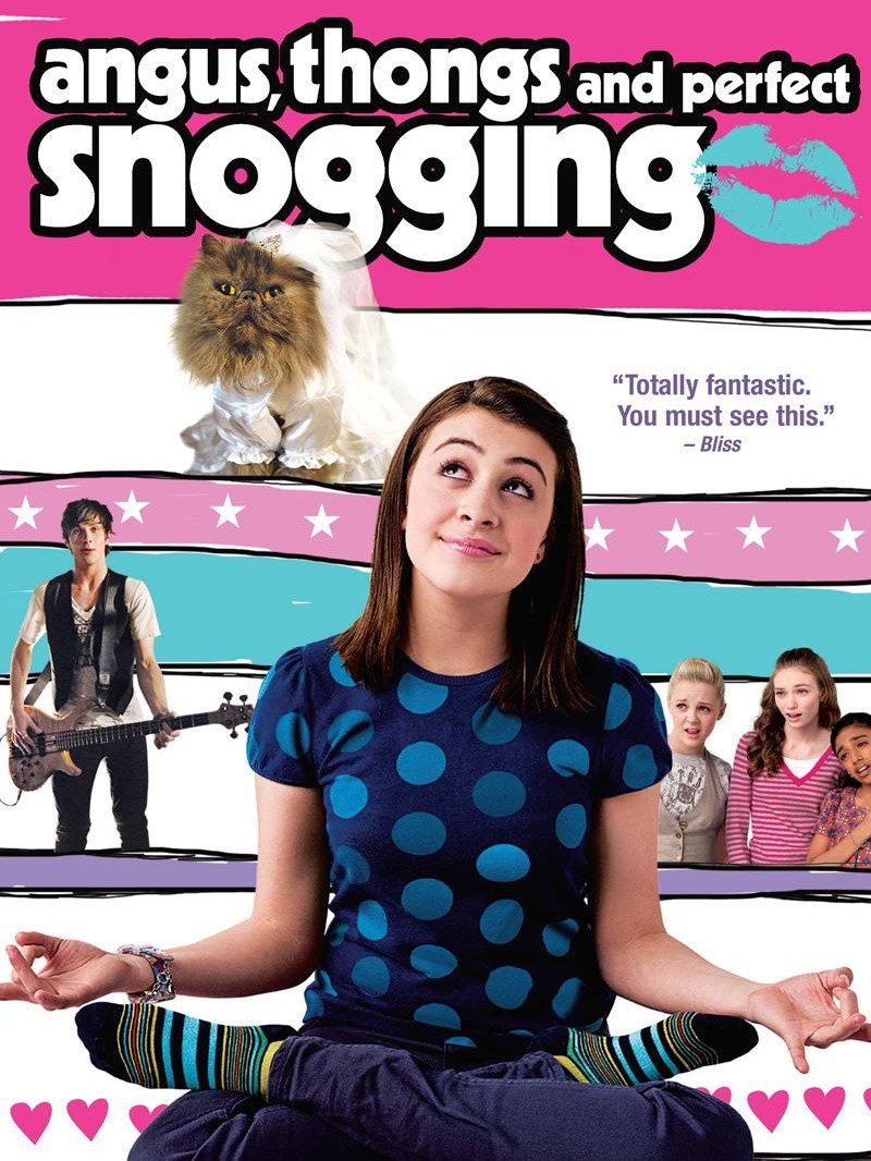Angus, Thongs and Perfect Snogging on Amazon Prime Instant Video UK