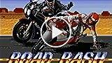 Classic Game Room - ROAD RASH 1 For Sega Genesis /...