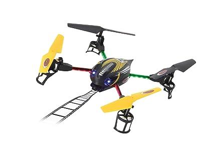 Jamara - 038831 - Hélicoptère Radiocommandé - Q-drone Ahp Quadrocoptère + Caméra + Compas