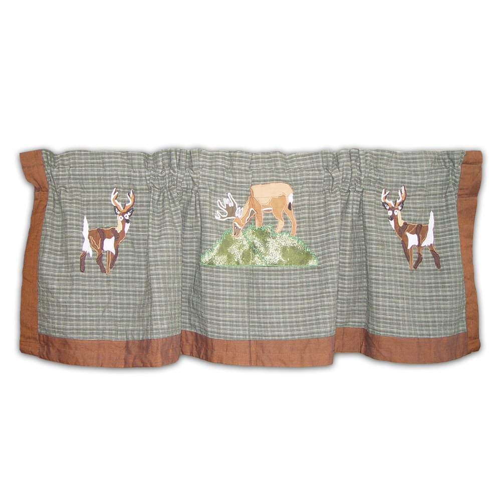 Deer Curtains Shop Everything Log Homes