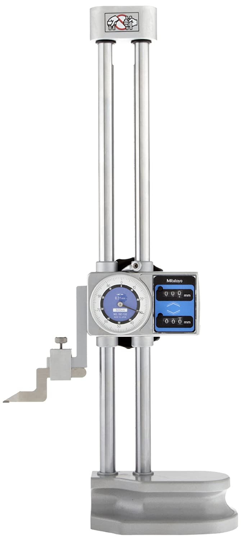 0-18 Range 0.001 Resolution Mitutoyo 514-105 Vernier Height Gauge 3.4kg Mass +//-0.002 Accuracy