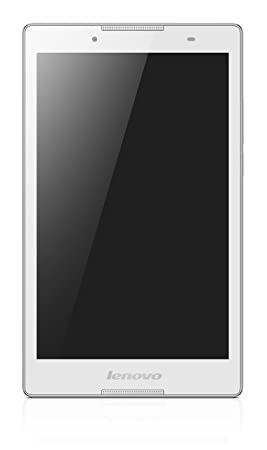 """Lenovo Tab 2 A8-50 Tablette tactile 8"""" Blanc (16 Go, Android)"""
